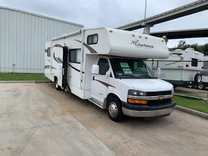Buying an RV can be a stressful experience