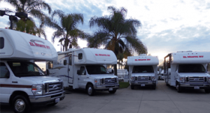 Purchasing a Used RV: Benefits from rentals RVs are easier to finance and they have good warranties